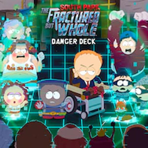 South Par The Fractured but Whole