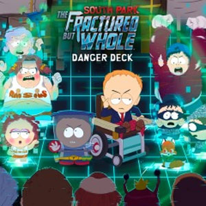 South Park The Fractured But Whole Danger Deck