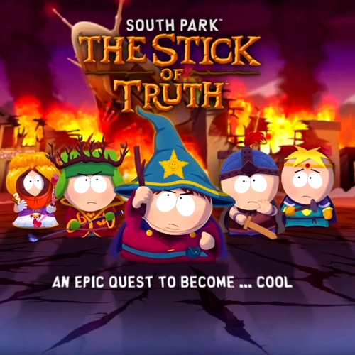 South Park The Stick of Truth Xbox 360 Code Price Comparison