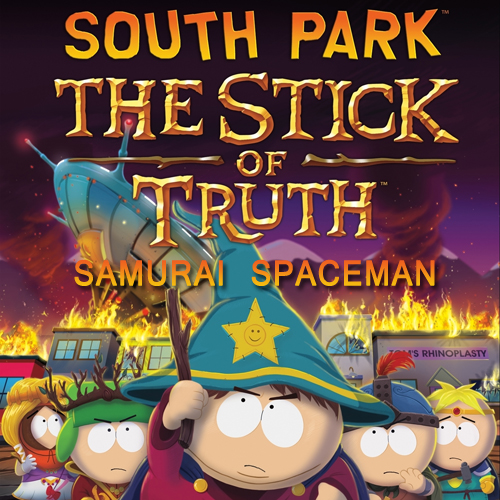 South Park The Stick of Truth Samurai Spaceman Digital Download Price Comparison