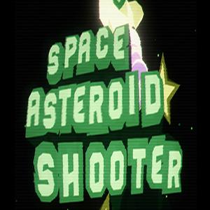 Space Asteroid Shooter Retro Achievment Odyssey