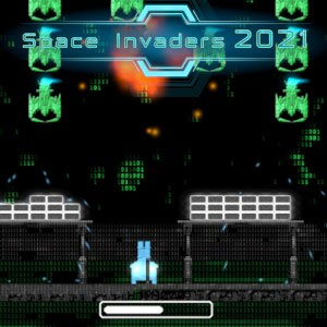 Space Invaders 2021