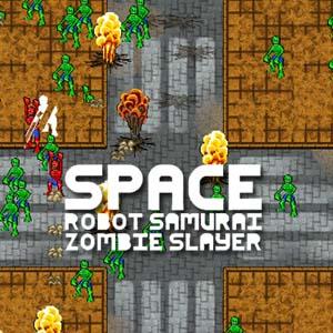 Space Robot Samurai Zombie Slayer Digital Download Price Comparison