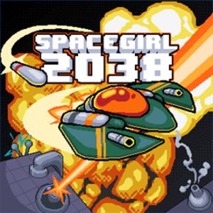 Spacegirl 2038