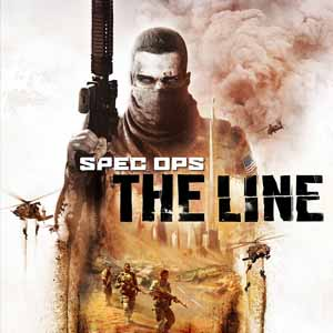 Spec Ops The Line Xbox 360 Code Price Comparison