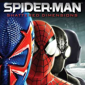 Spider-Man Shattered Dimensions PS3 Code Price Comparison