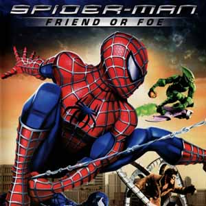 Spiderman Friend or Foe XBox 360 Code Price Comparison