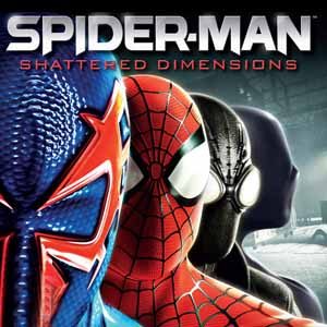 Spiderman Shattered Dimensions XBox 360 Code Price Comparison