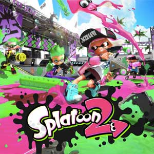 Splatoon 2 Nintendo Switch Cheap - Price Comparison