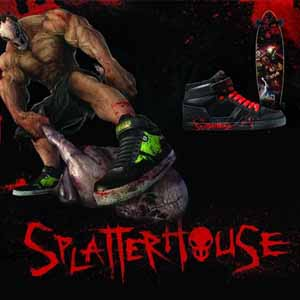 Splatterhouse XBox 360 Code Price Comparison