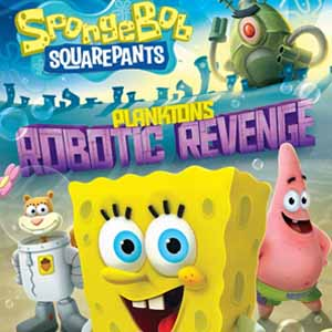 SpongeBob SquarePants Planktons Robotic Revenge XBox 360 Code Price Comparison