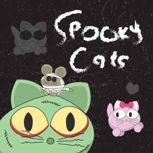 Spooky Cats Digital Download Price Comparison