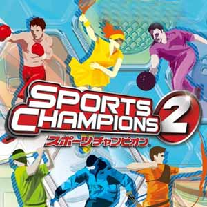 Sports Champions PS3 Code Price Comparison