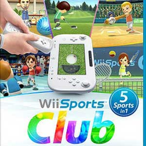 Buy Sports Club Golf Nintendo Wii U Download Code Compare Prices