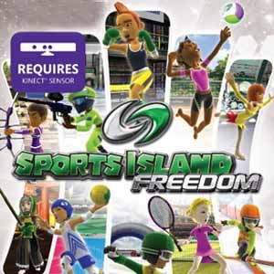 Sports Island Freedom XBox 360 Code Price Comparison