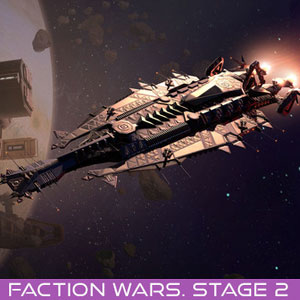 Star Conflict Faction Wars Stage Two