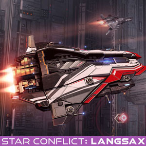 Star Conflict Guardian of the Universe Langsax