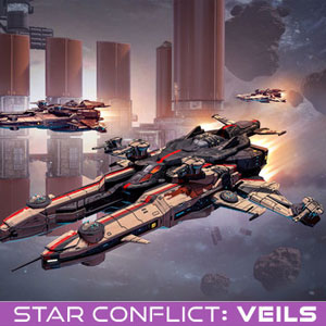 Star Conflict Guardian of the Universe Veils