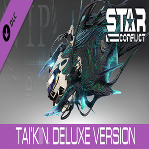 Star Conflict Tai'Kin Deluxe Version
