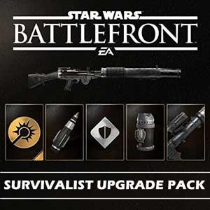 Star Wars Battlefront Survivalist Upgrade Pack Digital Download Price Comparison
