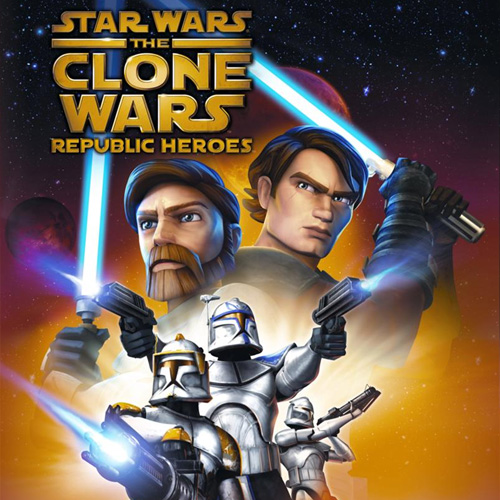 Star Wars The Clone Wars Republic Heroes XBox 360 Code Price Comparison