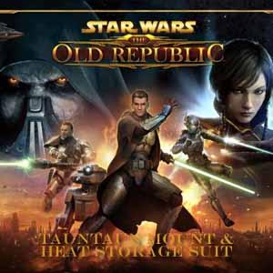 Star Wars The Old Republic Tauntaun Mount & Heat Storage Suit Digital Download Price Comparison
