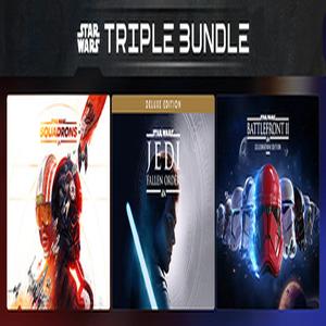 Star Wars Triple Bundle Digital Download Price Comparison