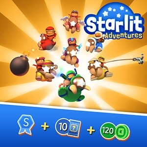 Starlit Adventures Special Pack