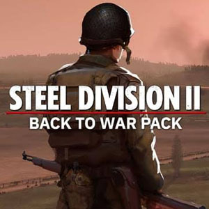 Steel Division 2 Back To War Pack Digital Download Price Comparison