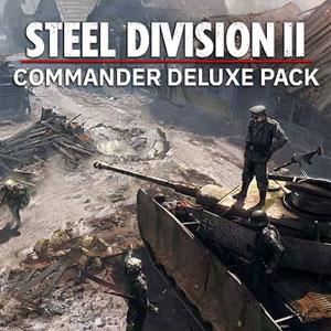 Steel Division 2 Commander Deluxe Pack Digital Download Price Comparison
