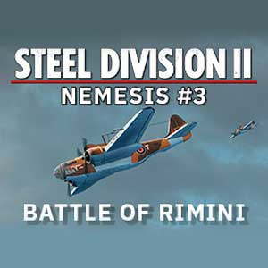 Steel Division 2 Nemesis #3 Battle of Rimini Digital Download Price Comparison