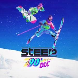 STEEP 90's DLC Digital Download Price Comparison
