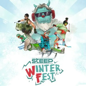 STEEP Winterfest Pack Ps4 Digital & Box Price Comparison