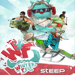 Steep Winterfest Pack Digital Download Price Comparison