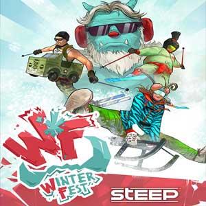 Steep Winterfest Pack Digital Download Price Comparison