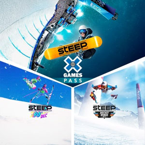 STEEP X Games Pass Ps4 Digital & Box Price Comparison