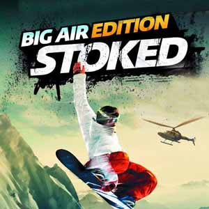 Stoked Big Air XBox 360 Code Price Comparison