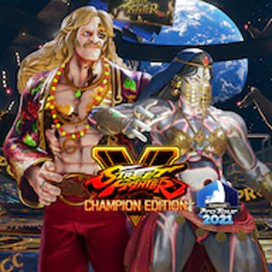 Street Fighter 5 Capcom Pro Tour 2021 Premier Pass Ps4 Price Comparison