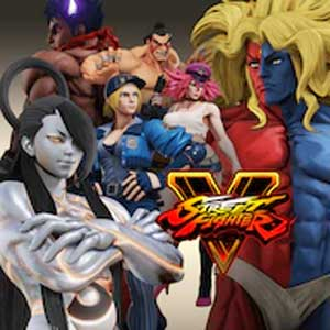 Street Fighter 5 Season 4 Character Pass