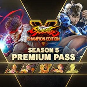 Street Fighter 5 Season 5 Premium Pass Ps4 Price Comparison