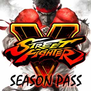 Street Fighter 5 Season Pass Digital Download Price Comparison