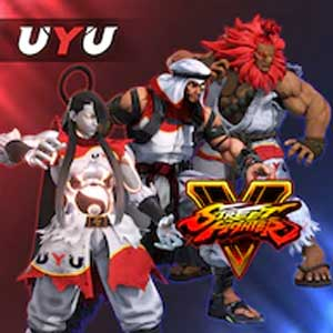 Street Fighter 5 SFL2020 UYU Costumes Bundle