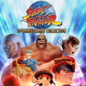 Street Fighter 30th Anniversary Collection Ps4 Digital & Box Price Comparison