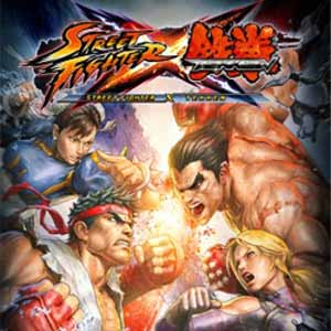 Street Fighter X Tekken Ps3 Code Price Comparison