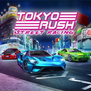 Street Racing Tokyo Rush