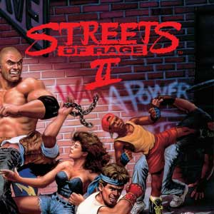 Streets of Rage 2 Digital Download Price Comparison