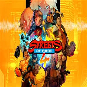 Streets of Rage 4 Xbox Series Price Comparison