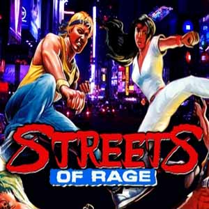 Streets of Rage Digital Download Price Comparison