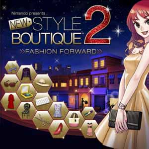 Buy Style Boutique New 2 Fashion Forward Nintendo 3DS Download Code Compare Prices