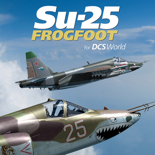 Su-25 for DCS World Digital Download Price Comparison